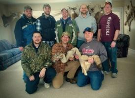 Guys Cabin Weekend '15
